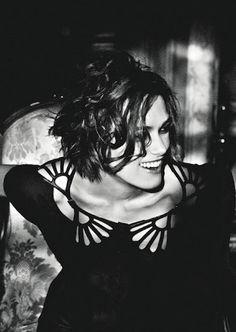 Keira Knightley by Ellen Von Unwerth in Vogue Italia