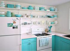 Сочетание цветов в интерьере кухни (фото, дизайн) - какого цвета должна быть кухня?