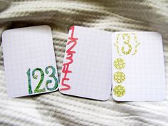 Scrap and Slice: The Slice and Project Life: journaling cards inspiration