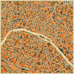 beautiful city maps - Buscar con Google