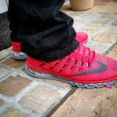 Nike Air Max 2016 exclusive Foot Locker  #shoes #shoe #kicks #instashoes #instakicks #sneakers #sneaker #sneakerhead #sneakerheads #solecollector #igsneakercommunity #sneakerfreak #sneakerporn #shoeporn #airmax20116 #swag #instagood #womft #nike #sneakerholics #sneakerfiend #shoegasm #kickstagram #walklikeus #peepmysneaks #flykicks