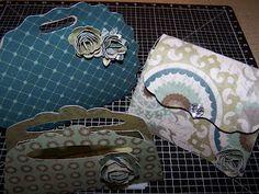 kbcraftroom11: Avonlea   Love these paper purses