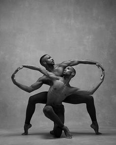 Michael Jackson Jr and Sean Aaron Carmon, of the Alvin Ailey American Dance Theater, models. Alvin Ailey, Male Ballet Dancers, Dance Project, Dance Movement, Dance Poses, Lets Dance, Praise Dance, Jazz Dance, Ballroom Dancing