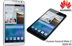 The HUAWEI Ascend Mate 2: A Phone Made For A Lifestyle On The Go! ad