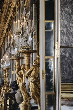 The Hall of Mirrors, Château de Versailles, France