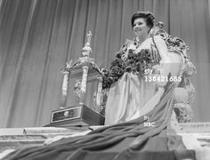 MISS AMERICA PAGEANT 1967 -- Pictured: Miss America Jane Anne Jayroe (Photo by NBC/NBCU Photo Bank via Getty Images)
