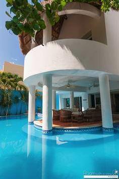 Luxury beach home in Akumal, Riviera Maya $2,195,000 USD. In a heartbeat! <3