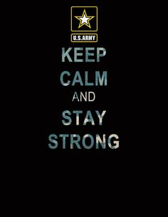 Stay Strong - MilitaryAvenue.com