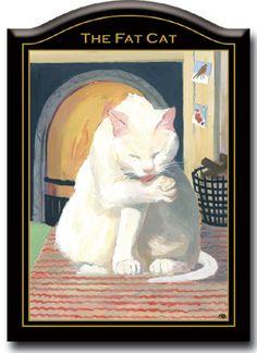 cat pub sign - Google Search