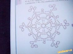 snowflakes crochet 61