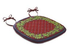 Chair Pads, Kitchen Chair Pads & Dining Chair Pads | Williams-Sonoma