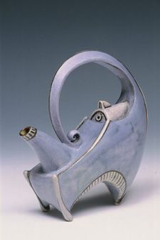 artistic ceramic teapots - Google Search