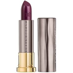Urban Decay Vice Sheer Shimmer Lipstick - Colour Seismic (29 NZD) ❤ liked on Polyvore featuring beauty products, makeup, lip makeup, lipstick, urban decay lipstick, urban decay, moisturizing lipstick and creamy lipstick