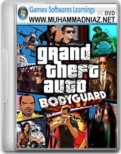 GTA Bodyguard Game Cover