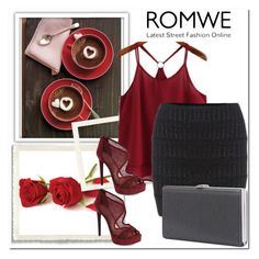 """""""Romwe 11/1"""" by amelaa-16 ❤ liked on Polyvore featuring Jessica Simpson"""