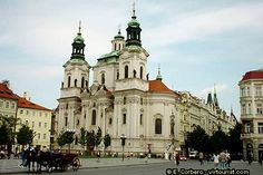 St. Nicholas Church, Prague