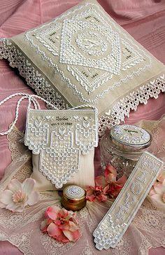 Victoria Samplers Heirloom Treasures