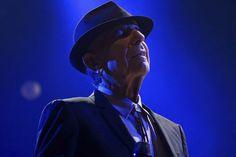 Leonard Cohen, a happy man  http://www.lapresse.ca/arts/musique/entrevues/201409/22/01-4802329-leonard-cohen-un-homme-heureux.php