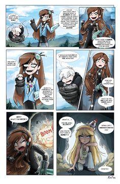 Reverse Falls: Mabel Rises (Page 3) by RiaFire.deviantart.com on @DeviantArt