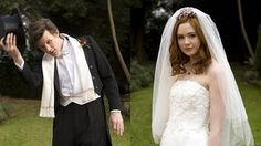 The Inside Trekker: Doctor Who - Rory and Amy's Wedding Album!