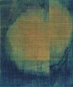 Polly Barton - Silk Weaver - Santa Fe, New Mexico