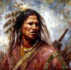 Unbounded Strength, Cheyenne - by James Ayers