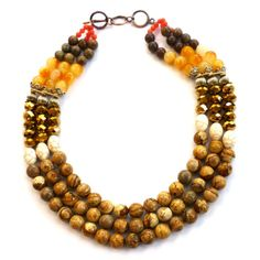 Ruth The Moabite Princess Necklace for Theme by GraceSabarus, $59.00