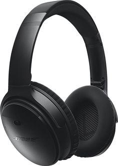 Bose® - QuietComfort® 35 wireless headphones - Black, QUIETCOMFORT 35 WIRELESS HDPH