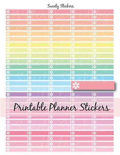 Printable Planner Stickers Pastel Color Small by SweetyStickers (https://www.etsy.com/listing/246852003/printable-planner-stickers-pastel-color)