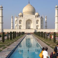 There's a heartbreaking love story behind India's Taj Mahal.