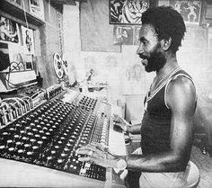 Rainford (Lee (Scratch) Perry - Was the music Producer for Bob Marley & the Wailers! Put alot of their music out there for others to hear!
