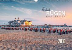 Rügen entdecken - CALVENDO Kalender von Dirk Viemer - #ruegen #kalender
