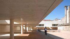 Diana-Tempel, Architekt: José  Maria Sanchez Garcia