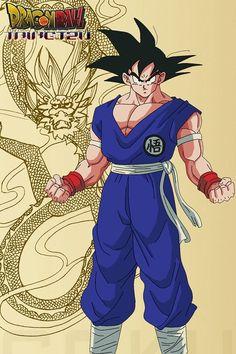 Goku #dbz #anime