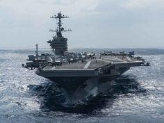 美舰群抵南海…转移世界真正焦点(多图)