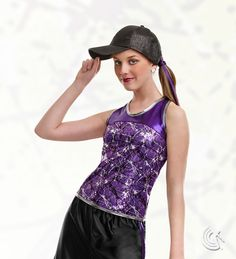 Hip Hop Costumes, Satin Shorts, Curtain Call, Product Page, Separate, Athletic Tank Tops, Spandex, Hat, Printed