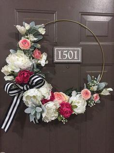 Reddit - crafts - Ring Wreath CCW!
