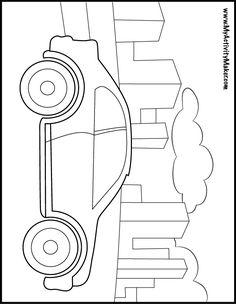 Kindergarten ausmalbilder 03 Projekt Kiga-Alltag