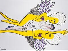Blogueira Cris Guerra e ilustra de Rogério Fernandes.