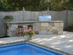 How To Build An Outdoor Bar And Grill