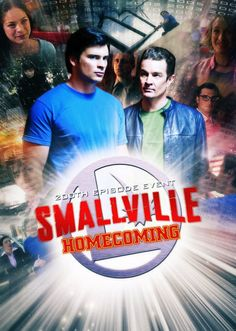 Smallville Homecoming Poster by Smallville-RBB on deviantART