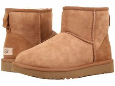 Women'S Shoes Ugg Classic Mini Ii Boots 1016222 Chestnut 5 6 7 8 9 10 11