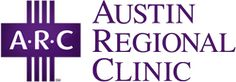 Austin Regional Clinic introduces our newly redesigned logo and web site powered by Vertex Software.