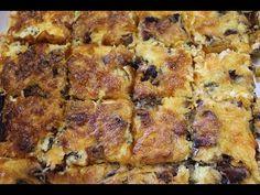 Dié resep is doodmaklik en 'n heerlike happie as die honger knaag. Tart Recipes, Baking Recipes, Biltong, Savory Tart, South African Recipes, Appetisers, Food Videos, Family Meals, Recipies