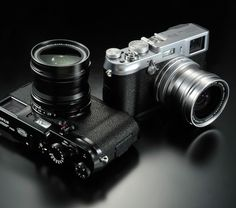 The WCL-X100 for the X100/X100s/X100t turns the camera into a 28mm f2.0 lens. A Leica 28 Summicron ASPH for a fraction of the cost.