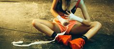 A knockout body honed by boxing is the front row's newest must-have. #QBlog