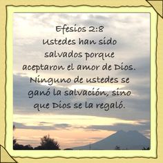 Efesios 2:8