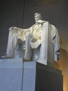 Lincoln Memorial; Washington DC