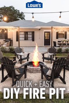 Transform your backyard into an outdoor oasis with Lowe's. Discover everything you need to create the ultimate entertaining space — from decks and grills to outdoor furniture and fire pits. Shop our collections today.