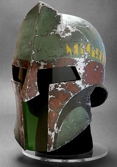 Boba Fett Corinthian Helmet